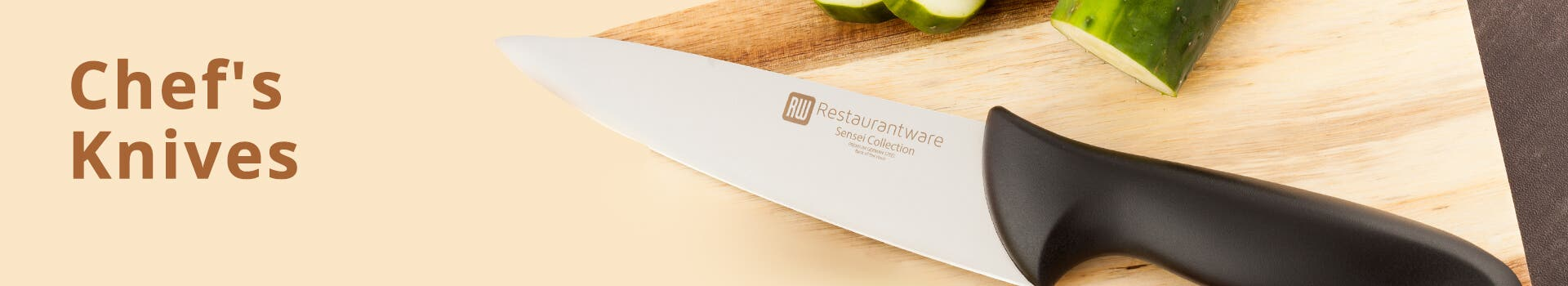 Stainless Steel Chef's Knives