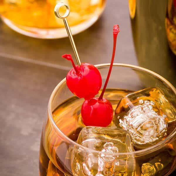 metal cocktail picks