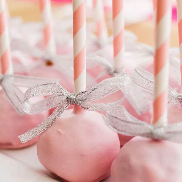 Cake Pop and Lollipop Sticks