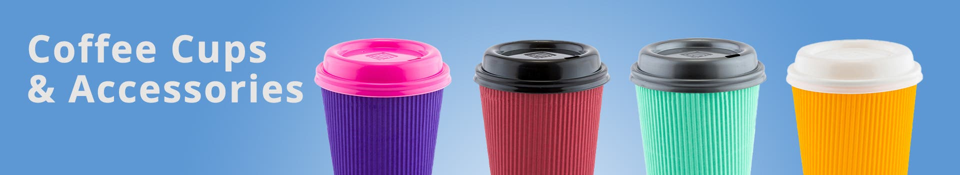 Coffee Cups & Accessories