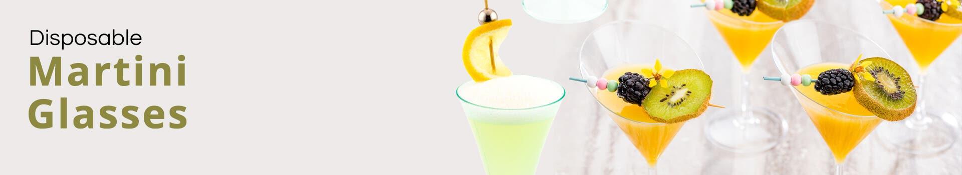 Small Martini Glasses