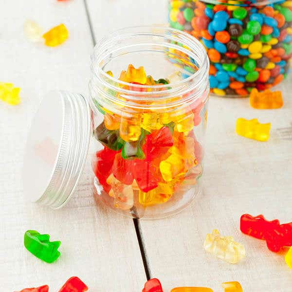 Candy & Snack Jars