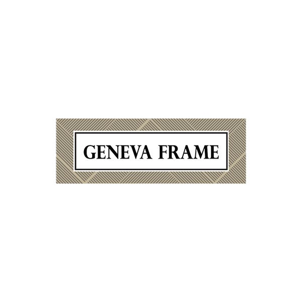 Geneva Frame