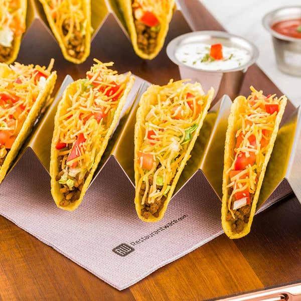 Taco Rack Stands