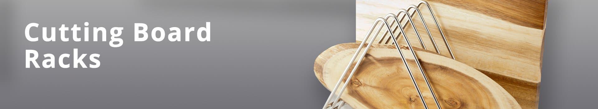Stainless Steel Cutting Board Racks
