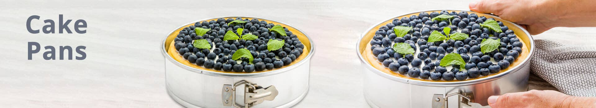 Aluminum Cake Pans