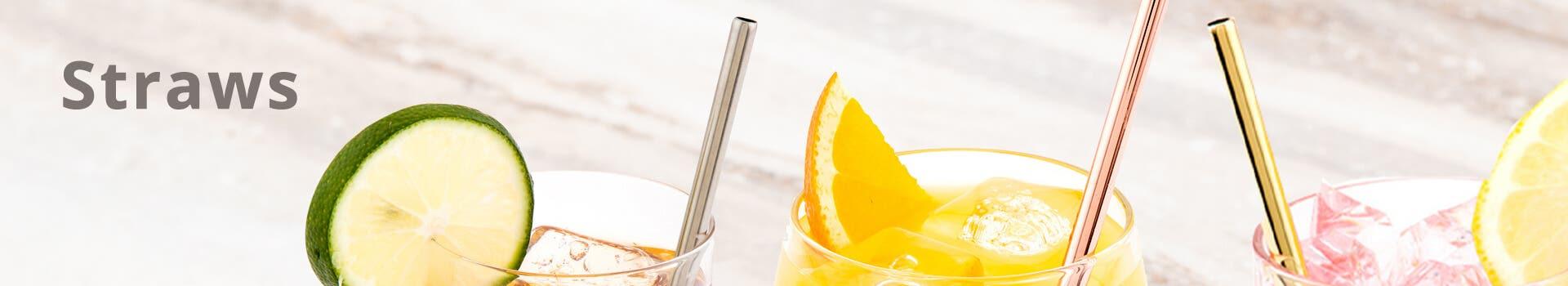 Julep Bar Straws