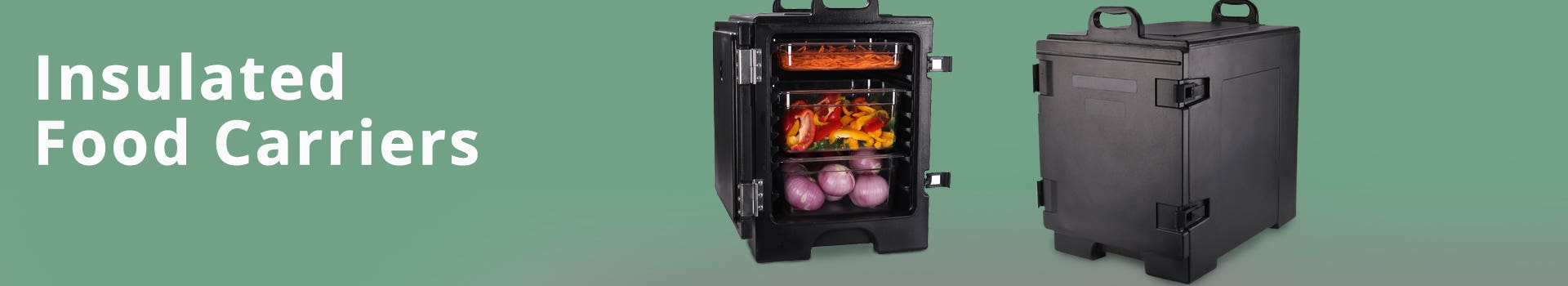 Insulated Food Carriers