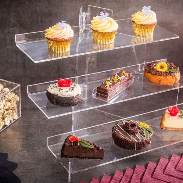 Dessert Displays & Risers