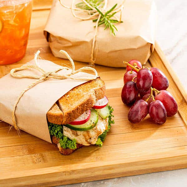 food wrap liners