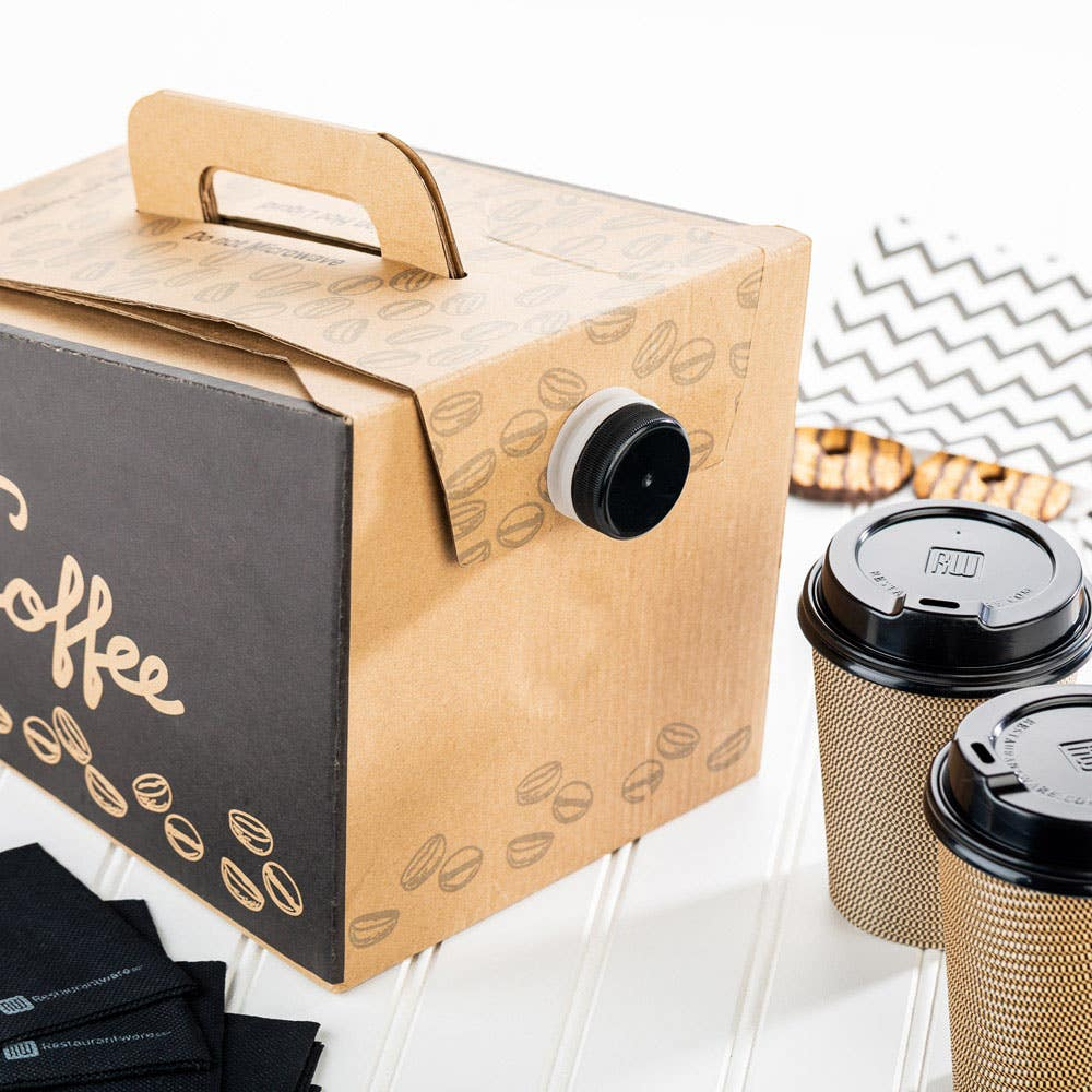 Coffee Take Out Boxes