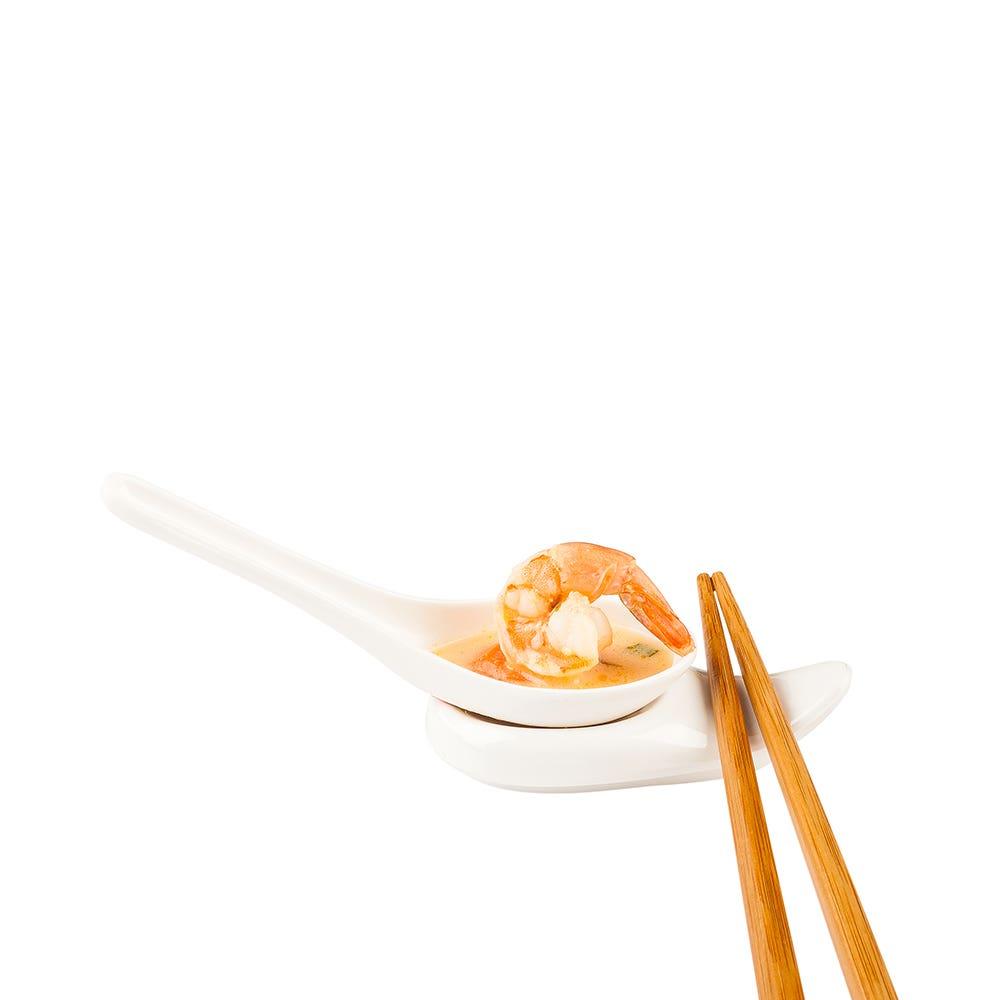 SUPVOX 5pcs Duck Shaped Chopstick Rest Holder Stand Spoon Rest Forks Rest Holder