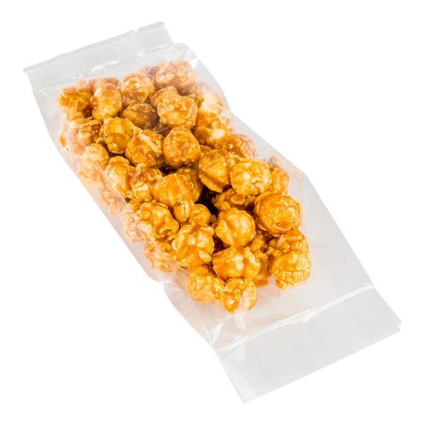 Bag Tek Clear Plastic Gusset Bag - High Clarity, Heat Sealable - 3