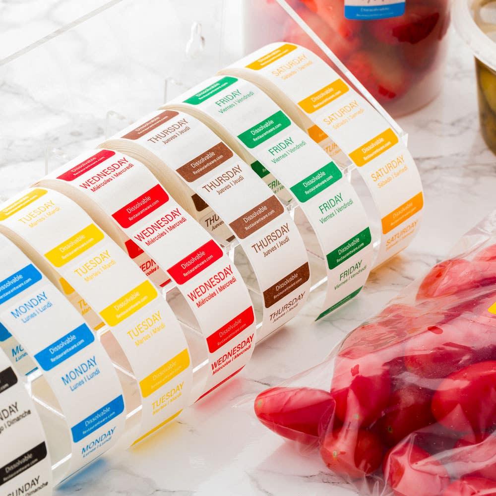 Food Labels & Dispensers