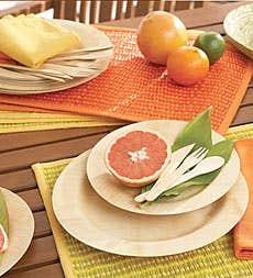 disposable bambu plates