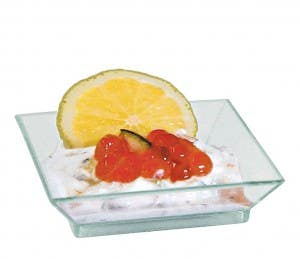 square plastic plate