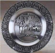 wedding-plates