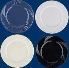 plastic disposable dinnerware