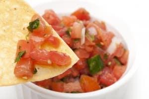 salsa in rw ramekin