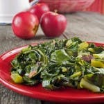 You definitely should serve these amazing Collard Greens.