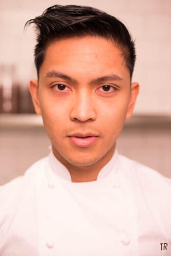 Chef Thomas Raquel