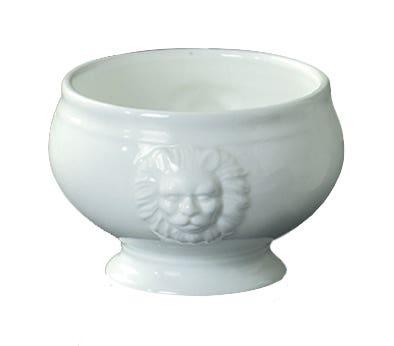 large lion head bowls