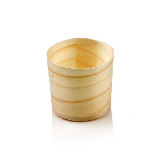 mini pinewood cups