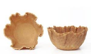 sweet waffle cones