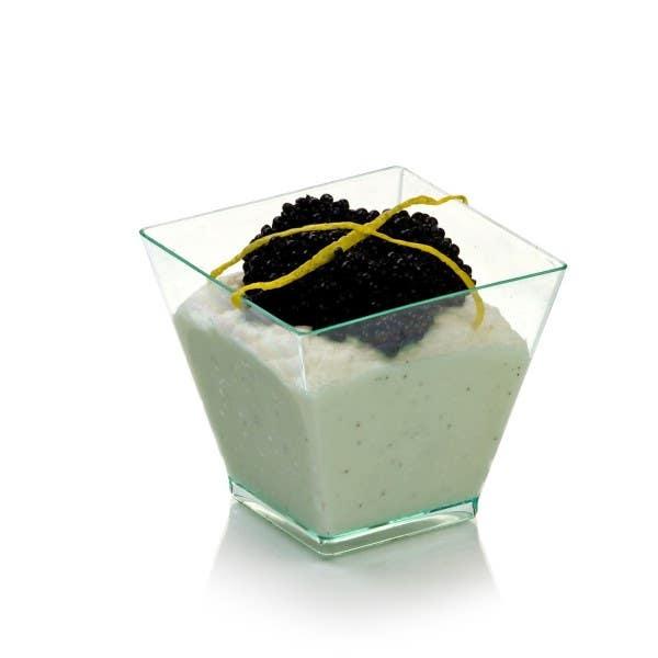 mini kova dessert cups