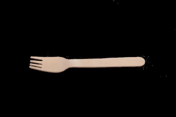 wood forks