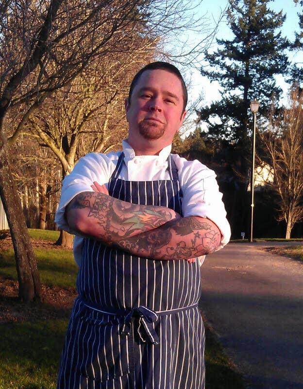 Chef Jonathon Strand