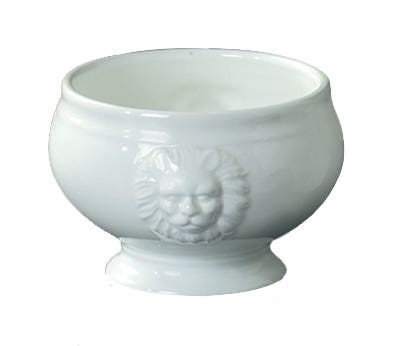 lion head bowl