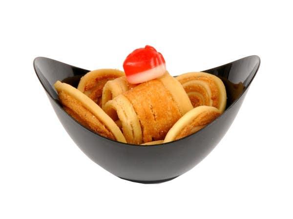black alato tasting bowl
