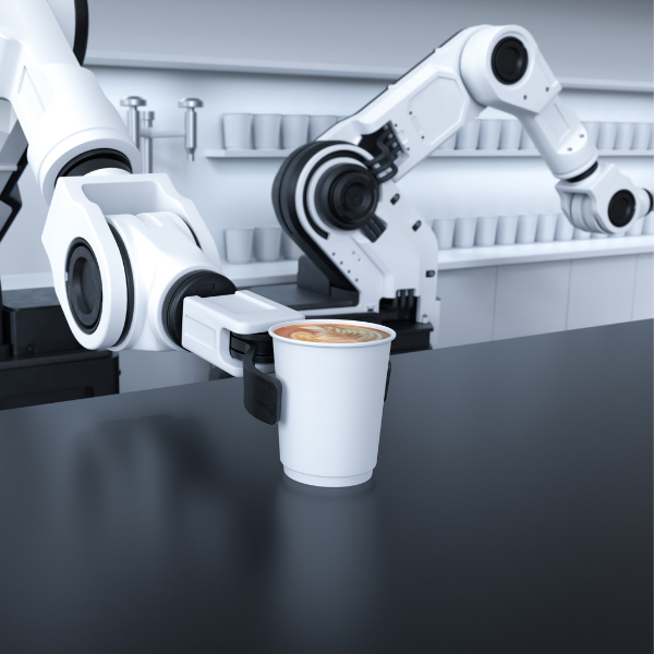 4 Types Of Robots In The Food Industry