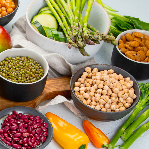 Adding Plant-Based Proteins To Your Menu