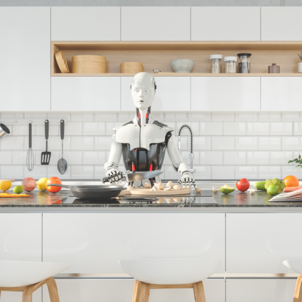 Are Robots The Future For Restaurants?