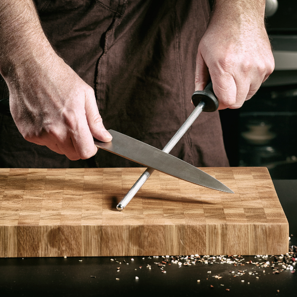 What Should You Look For In A Chef's Knife?
