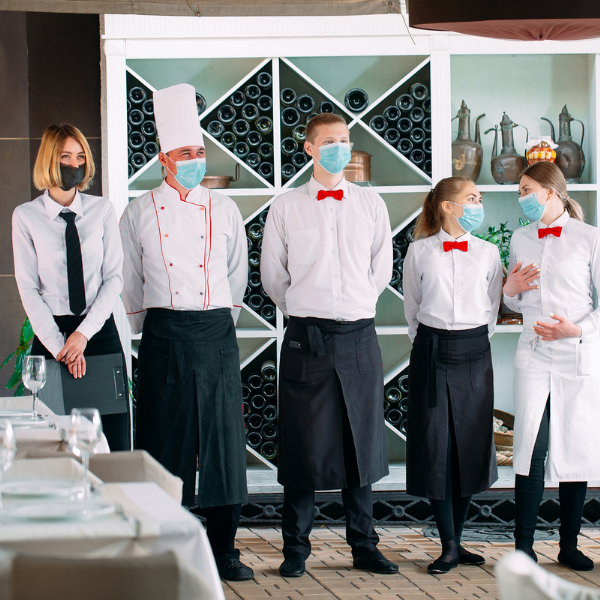 7 Tips For Safely Catering Weddings During A Pandemic