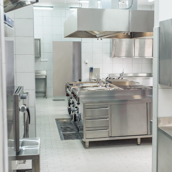 5 Ways Restaurants Can Maximize Their Kitchen Space