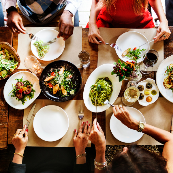 Restaurant Trends That Are Here To Stay Post-Pandemic