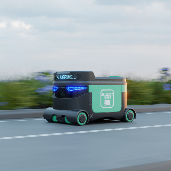 Robot Delivery Is Taking Over Off-Premise Dining