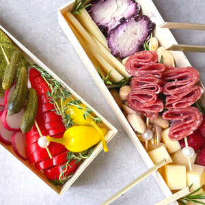 7 Ways To Package Single-Serve Charcuterie