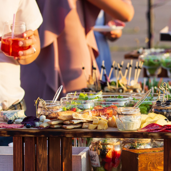 5 Luxury Food Ideas For Catering Events