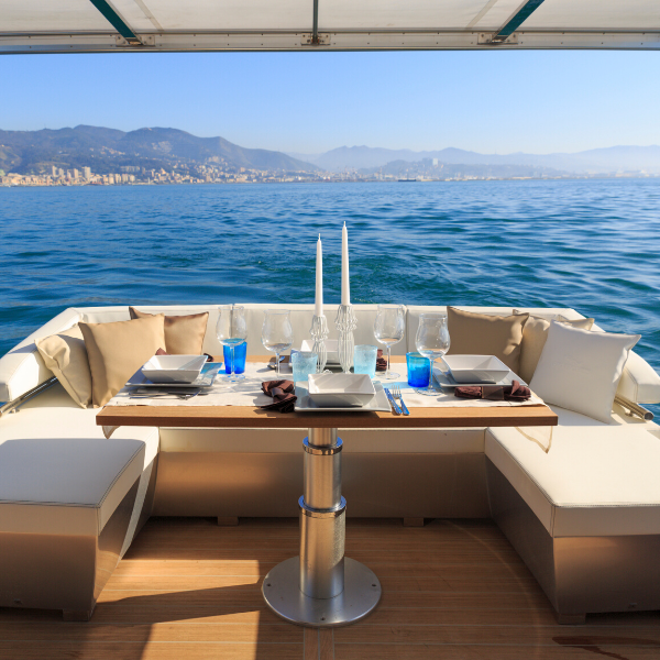 How To Stock A Superyacht: Supplies For Yacht Chefs & Stewardesses