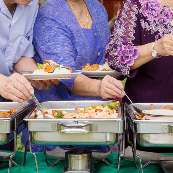 Indoor Catering vs. Outdoor Catering: What's The Difference?