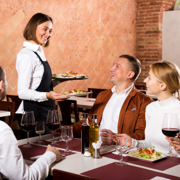5 Tips For Training Waiters