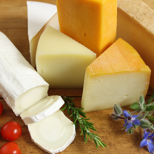 Guide To Different Types Of Cheese