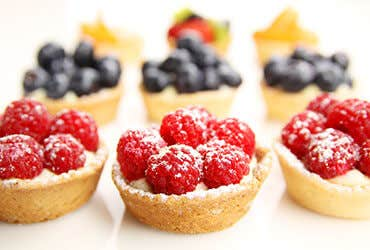 Hafner Pastry Tartlets, Shells and Cones